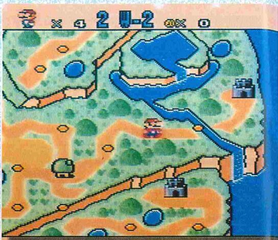 Unseen Super Mario Levels SMW Beta