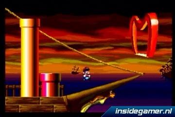 Unseen Super Mario Levels CD-i