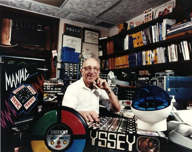 Ralph Baer Dies