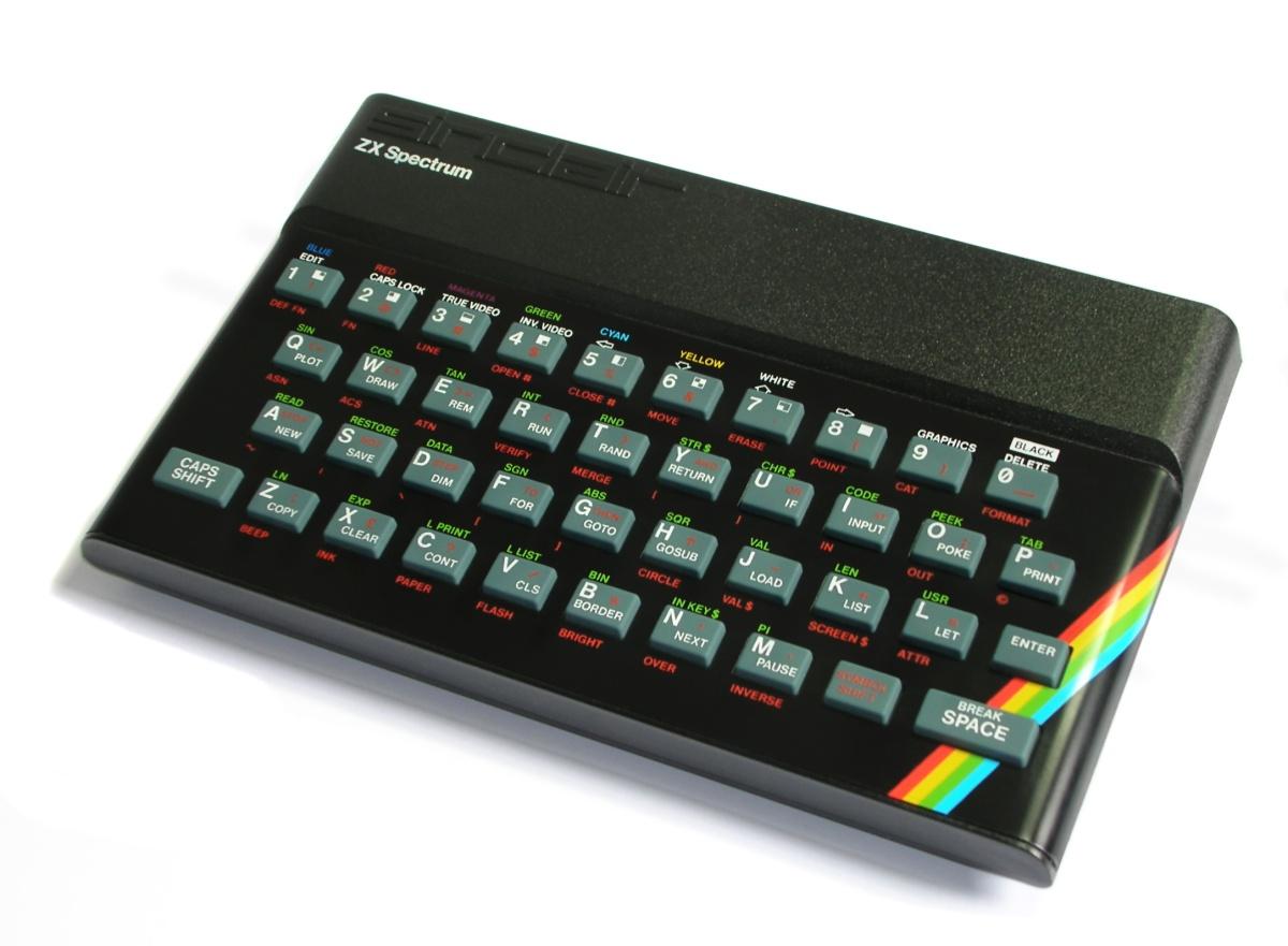 New ZX Spectrum