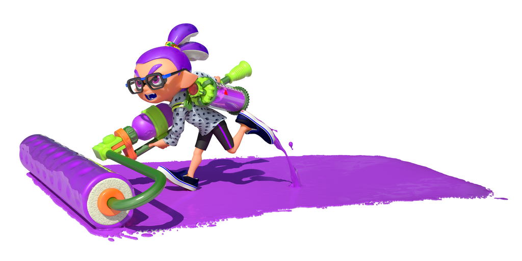 Nintendo Reveals Some New Details About Splatoon And Its Various Game Modes