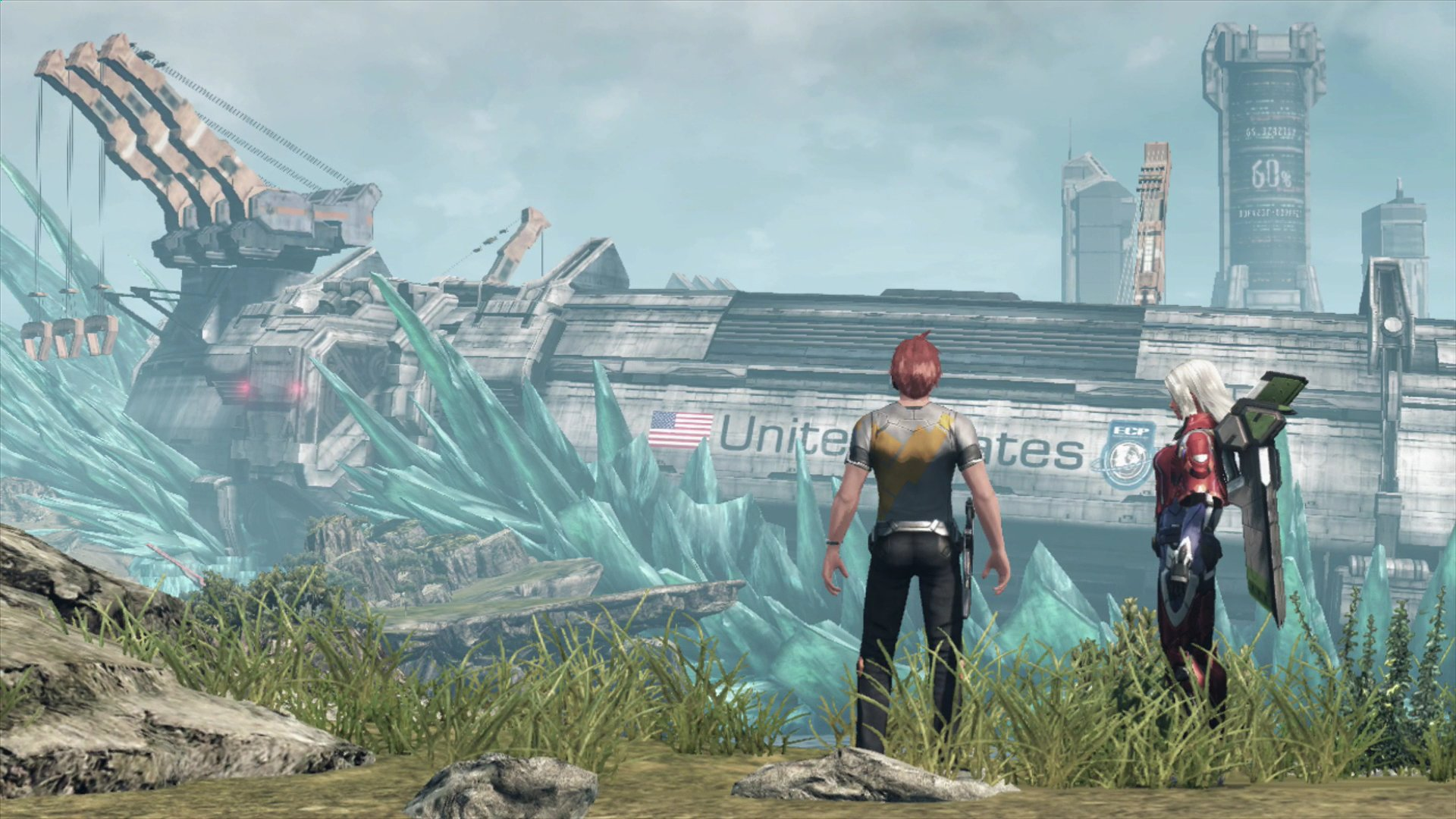 Xenoblade Chronicles X Website Updated With New Screenshots And Artwork
