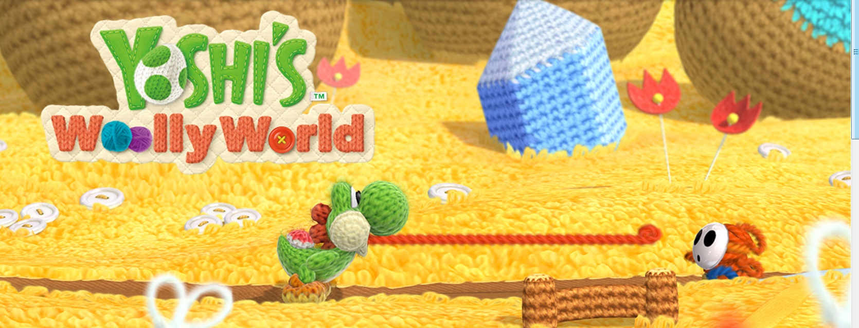 It Seems The European Release Dates For Splatoon And Yoshi's Wooly World Have Been Leaked