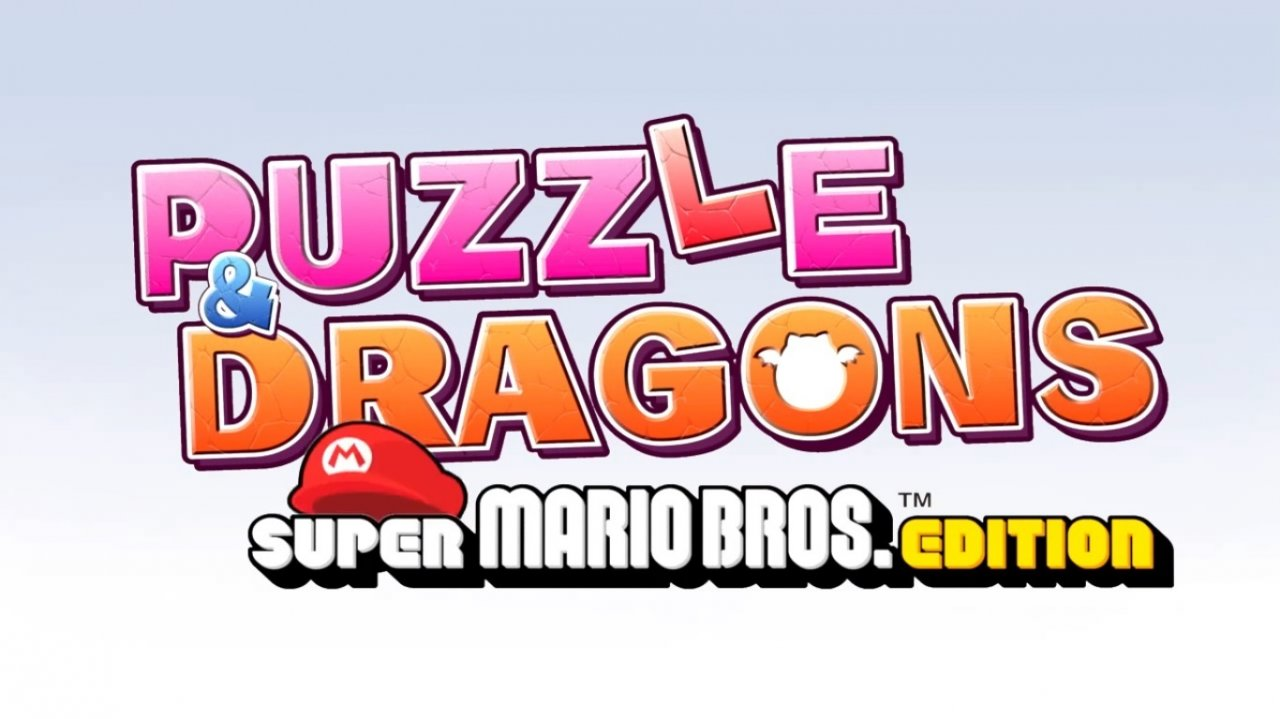 Preorder Puzzle & Dragons For Nintendo 3DS At Nintendo UK Store And Get Mario Soft Toy