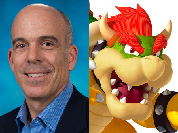 Ex EA executive Doug Bowser signs on with Nintendo of America