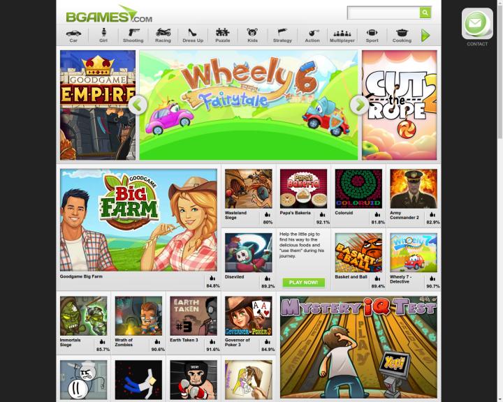 B-Games