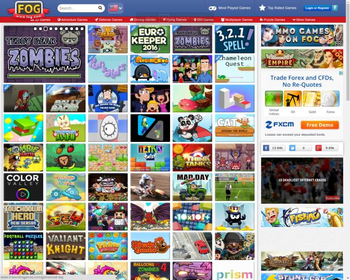 Free-games-online-FOG.com