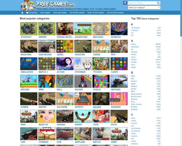 free-games-online