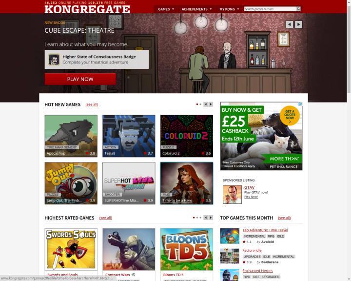 Kongregate-free-games