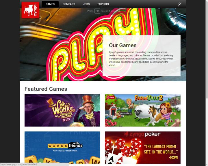 zynga-games-online